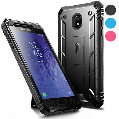 Poetic Samsung Galaxy J3 J7 [Revolution] Full-Body Rugged Heavy Duty Case 3Color