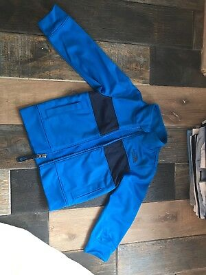 North Face Tracksuit Top Size 2T
