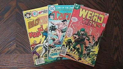 vintage comics old lot rare? Superman Spider-man Dell etc
