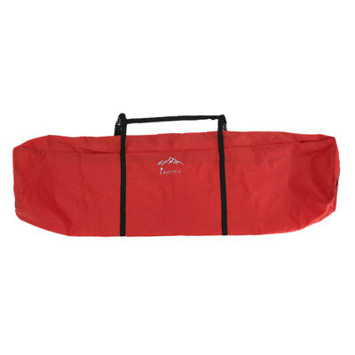 120cm Canopy Tent Trekking Pole Storage Bag Camping Equipment Carrier Tote