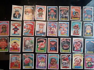 Garbage Pail Kids Lot 3 Of 30 Different Cards Series 3-15