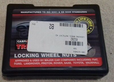 Evo Automotive Locking Wheel Nuts For Triumph Stag Alloy Wheels