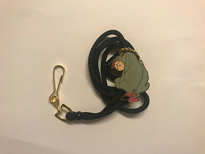 Disney DLR Cast Exclusive Bolo Lanyard - Eeyore