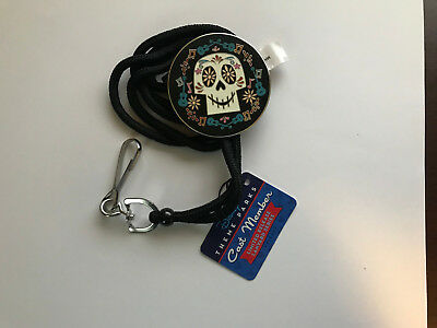 Disney DLR Cast Exclusive Limited Release Bolo Lanyard - CoCo