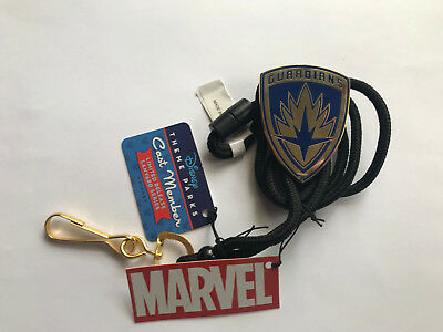 Disney DLR Cast Exclusive Limited Release Bolo Lanyard - Marvel Guardians