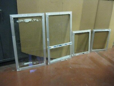 B. Lot Framed Glass Panels (2) 22-3/8 x 39-3/8 (2) 22-3/8 x 19-5/8 KNOXVILLE TN
