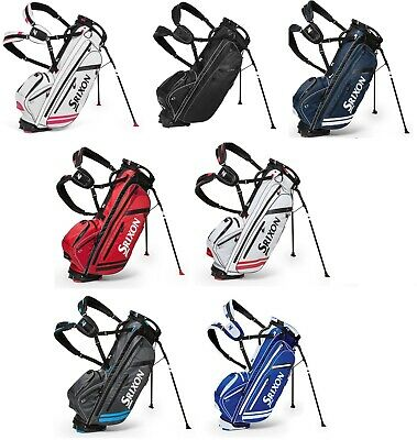 Srixon Golf Z Four Stand Bag New For 2018 4 Way Top W 8 Pockets