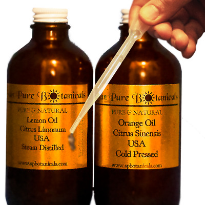 8 oz Essential Oils - 10% OFF $100+ ORDERS - Largest Selection - GLASS BOTTLES