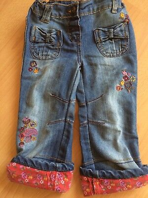 Girls Jeans 3-4 Years