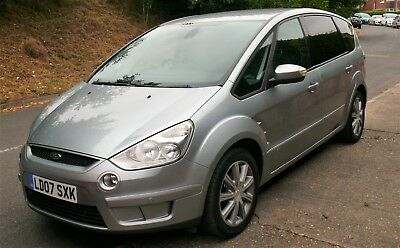 7-Seat Ford S-Max Titanium 2.0 TDCi ~ 6-Speed Manual ~ Tow Bar ~ MoT ~ No Rot