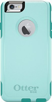 OtterBox COMMUTER SERIES Case for iPhone 6 & iPhone 6s, Aqua Sky