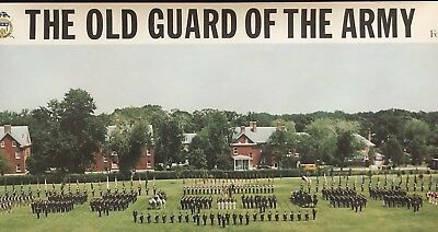 US Army 3rd Infantry, Ft. Myer, Virginia Print - Presidential Escort - Old Guard