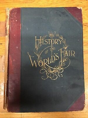1893 History Of The Worlds Fair