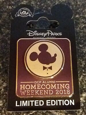 DISNEY College Program ( DCP ) Alumni Cast Member 2018 Metal Mickey Trading Pin