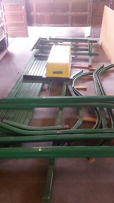 Conveyor System by Rapid Industries (225ft+)  PICK UP ONLY
