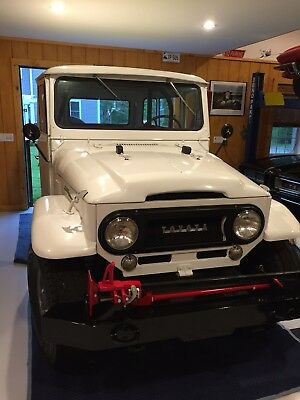 1963 Toyota FJ Cruiser  1963 Toyota FJ40 Land Cruiser Frame Off Restoration, price reduced 3k