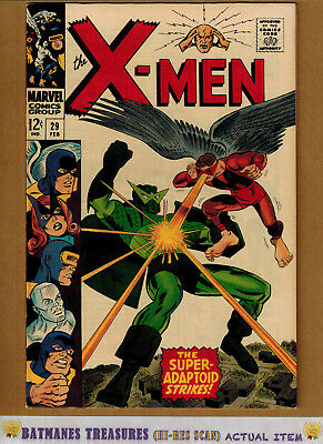 Uncanny X-Men #29 (9.0-9.2) NM- Mimic Appearaance 1967 Silver Age By Jack Kirby