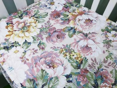 Autumn Floral COT FITTED SHEET