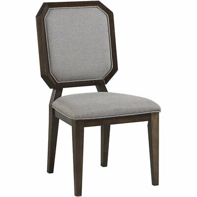Astounding Acme Ragenardus Dining Arm Chair In Gray And Antique White Bralicious Painted Fabric Chair Ideas Braliciousco