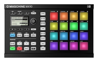 Maschine Mikro MK2 black - Software Licence included