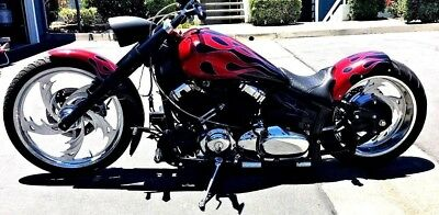 2000 Custom Built Motorcycles Other  Totally Customized