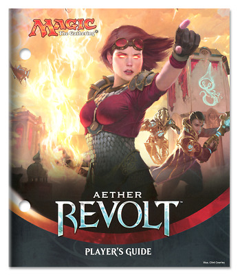 Magic the Gathering MTG Aether Revolt Players Guide