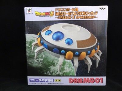 Toys & Hobbies 100% Original Banpresto Mega Wcf Collection Figure Freezas Spaceship From dragon Ball Super