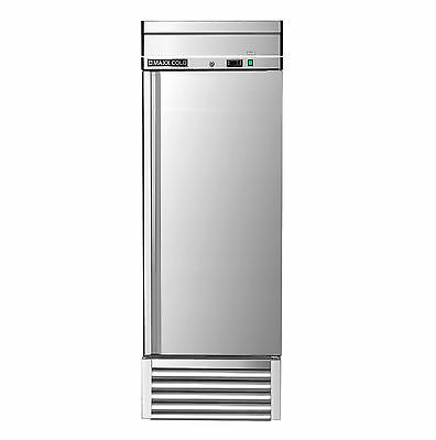 """Maxx Cold MXSF-23FD 27"""" One 1 Door Upright Stainless Commercial NSF Freezer 23cf"""