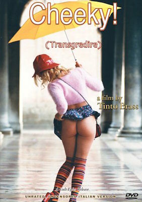Cheeky! by Tinto Brass DVD  NEW