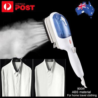 Garment Steamer Home Handheld Ironing Laundry Electric Steam Travel Clothes CJ