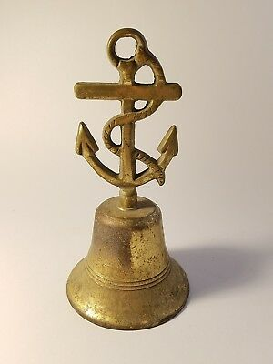 Vintage US Navy Table Bell
