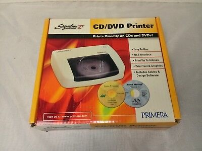 Primera Signature Z1 CD/DVD Label Printer