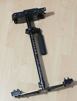Glidecam HD-4000 Stabilizer System for Small Sized Video Cameras + Manfrotto 577
