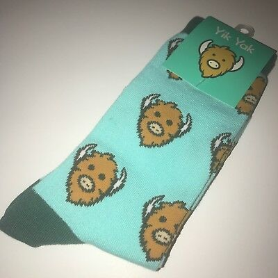Yik Yak Socks - Rare Novelty Graphic Socks Unisex - Stocking Stuffers.