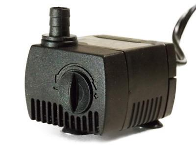 Canary Products POS3045 Pump Aquarium and Fountain Pump with 2' Tubing and 10'