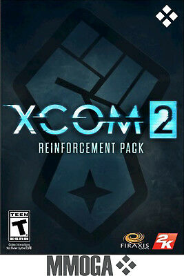 XCOM 2 II Reinforcement Pack DLC - PC Spiel Code - STEAM Digital Key Neu [DE/EU]