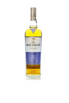 The Macallan 18 Year Old Fine Oak Highland Single Malt Scotch Whisky 700Ml