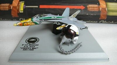 Collection Armour, F18, Hornet US Navy mit Helm ! , Neu in OVP, Art. Nr 7009