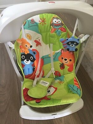 Fisher Price Rainforest Baby 2 in 1 Swing Chair