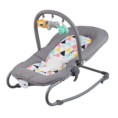 Childcare Jenta Baby Rocker Bouncer Trios 1 yr Warranty