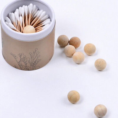 Natural Camphor Wood Balls Wardrobe furniture  Clothes Moth Repellent household