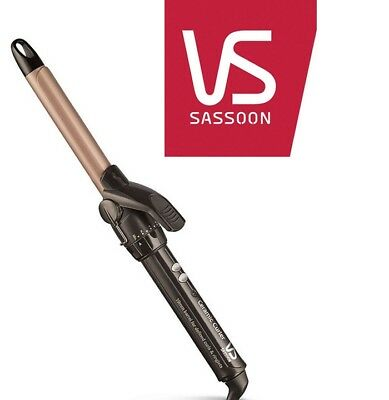Hair Curler VS SASSOON Curling Iron Tong Ceramic Wand Professional Pro Curl