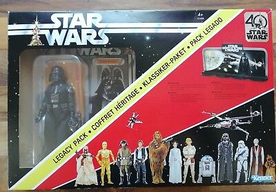 Hasbro Star Wars The Black Series 6 inch Darth Vader ANH Kenner 40th Anniversary