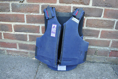 Rodney Powell Beta 2000 Body Protector Level 3 Child, Small adult Horse Equine L