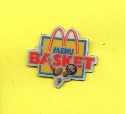 Pins Mc Donald'S Menu Basketball Ab616