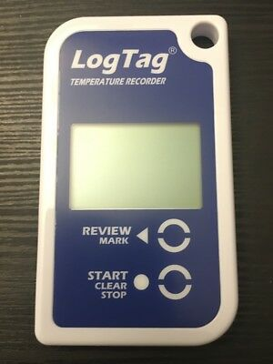 LogTag TRID30-7FW Temperature Recorder with 30 Day Summary Display