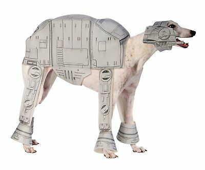 "AT-AT Imperial Walker Star Wars Dog Pet Costume, L,Neck to Tail 22"", Chest 20"""