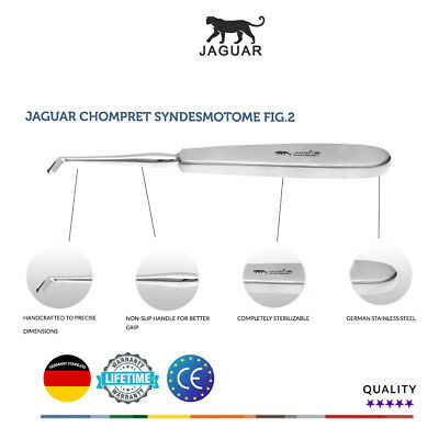 Jaguar Chompret Syndesmotome Fig.2 Germany Stainless CE Competitor Price £48