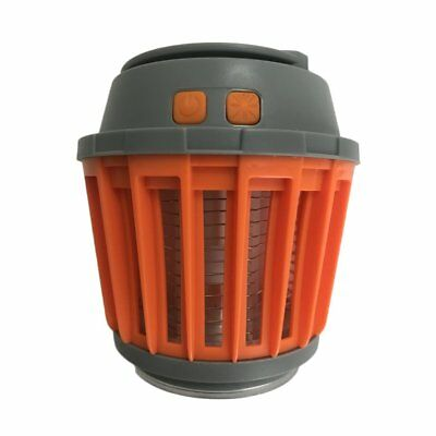 LED Mosquito Killer Fly Bug Insect Zapper Light Trap Lamp Camping Home FK