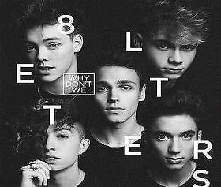 Why Don't We - 8 Letters (Cd)